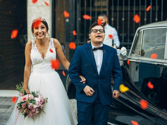 La boda de Raul y Laura en Riba-roja De Túria, Valencia 7