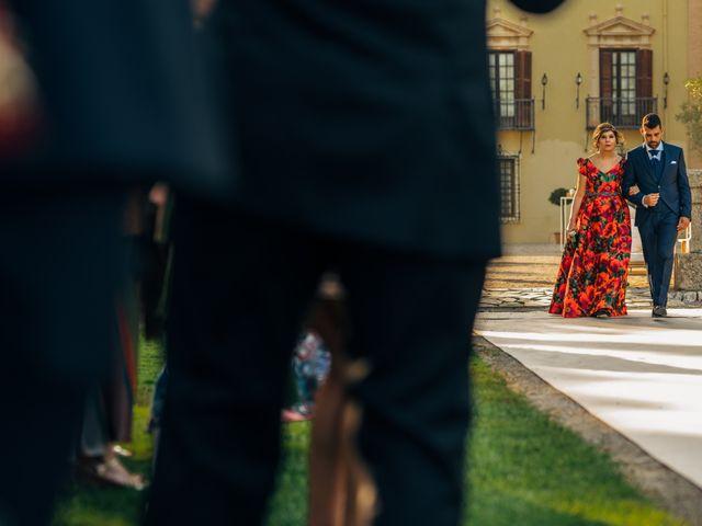 La boda de Raul y Laura en Riba-roja De Túria, Valencia 8