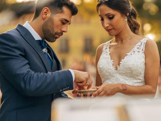 La boda de Raul y Laura en Riba-roja De Túria, Valencia 11