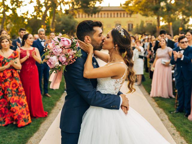 La boda de Raul y Laura en Riba-roja De Túria, Valencia 12