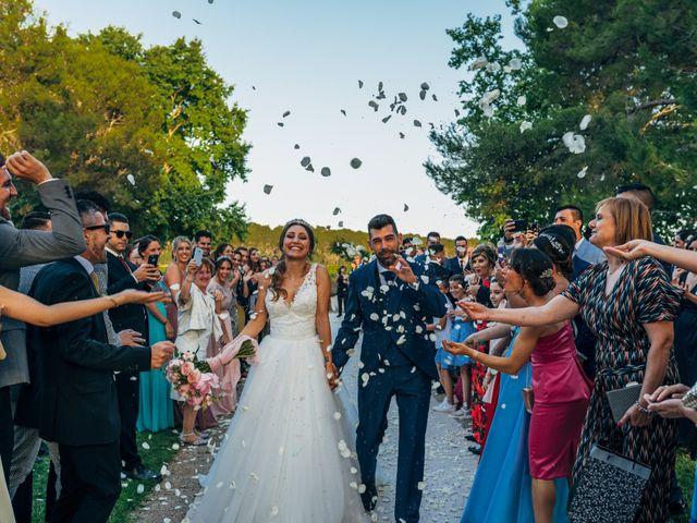 La boda de Raul y Laura en Riba-roja De Túria, Valencia 13