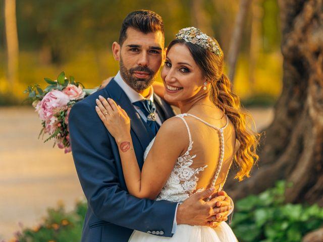 La boda de Raul y Laura en Riba-roja De Túria, Valencia 14