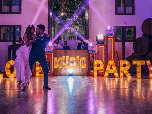 La boda de Raul y Laura en Riba-roja De Túria, Valencia 16
