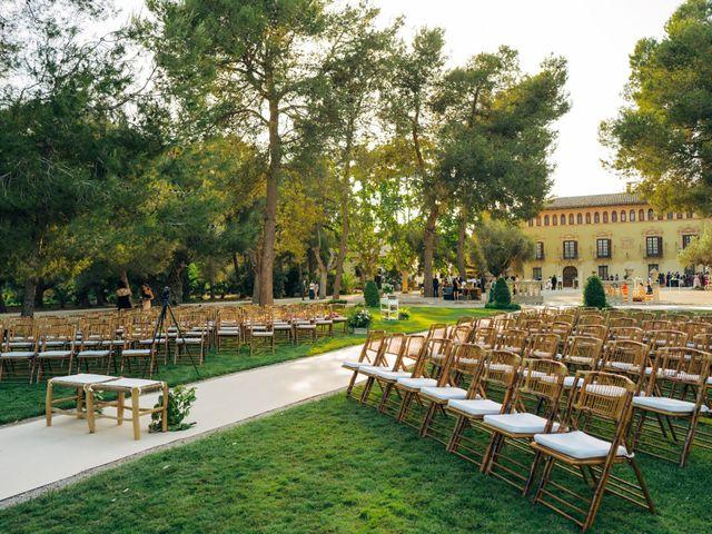 La boda de Raul y Laura en Riba-roja De Túria, Valencia 21