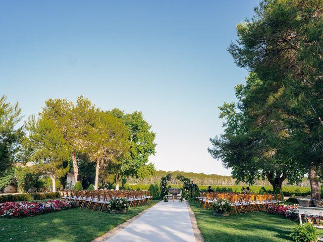 La boda de Raul y Laura en Riba-roja De Túria, Valencia 22