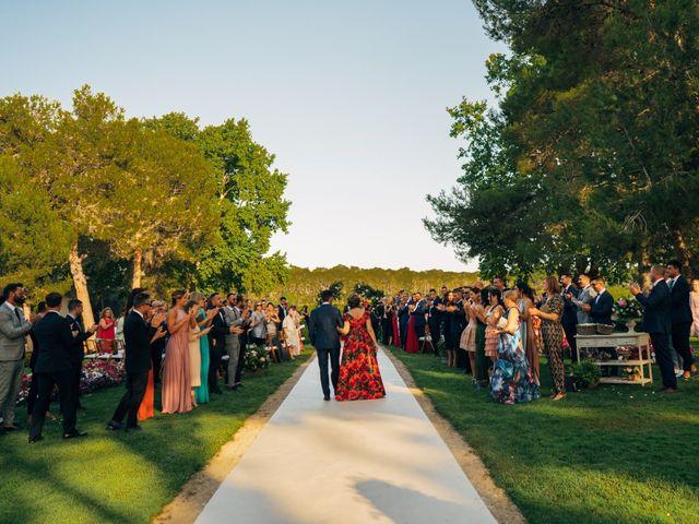 La boda de Raul y Laura en Riba-roja De Túria, Valencia 24