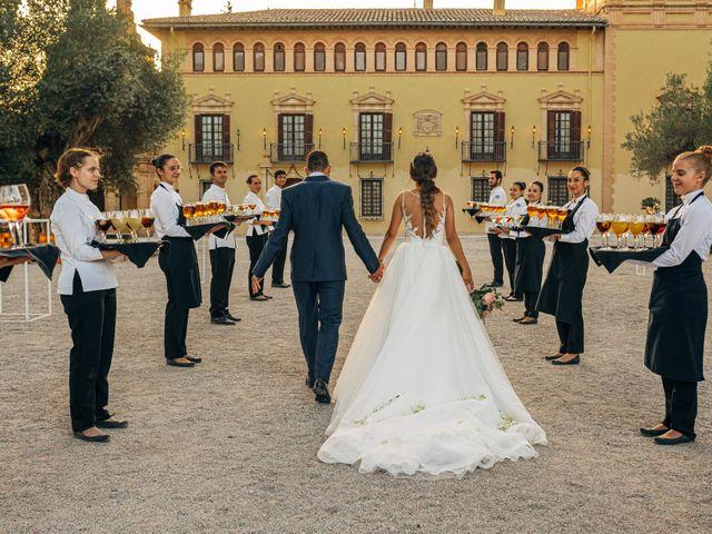 La boda de Raul y Laura en Riba-roja De Túria, Valencia 29