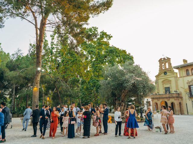 La boda de Raul y Laura en Riba-roja De Túria, Valencia 30