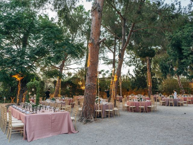 La boda de Raul y Laura en Riba-roja De Túria, Valencia 36