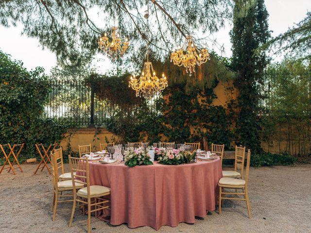 La boda de Raul y Laura en Riba-roja De Túria, Valencia 37