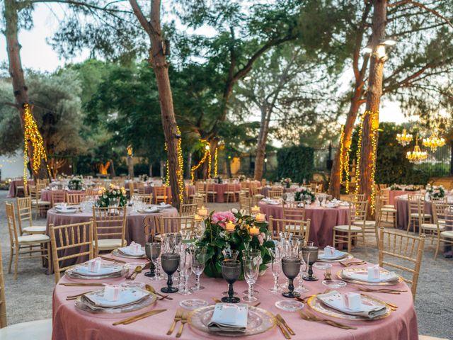 La boda de Raul y Laura en Riba-roja De Túria, Valencia 40