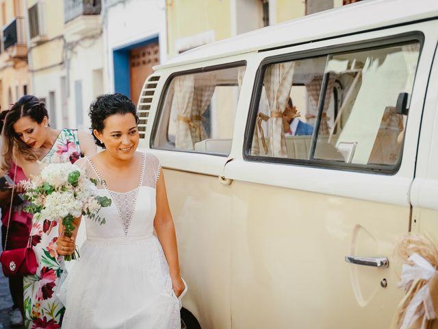 La boda de Arantza y Ferran en La Pobla De Farnals, Valencia 8