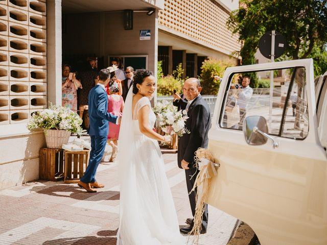 La boda de Arantza y Ferran en La Pobla De Farnals, Valencia 18