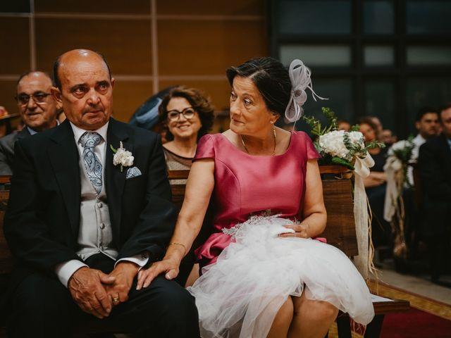 La boda de Arantza y Ferran en La Pobla De Farnals, Valencia 24