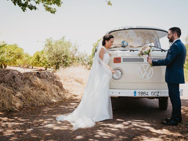 La boda de Arantza y Ferran en La Pobla De Farnals, Valencia 28