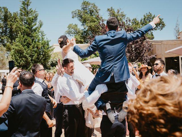 La boda de Arantza y Ferran en La Pobla De Farnals, Valencia 34