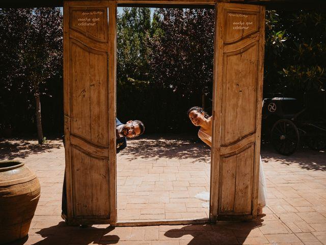 La boda de Arantza y Ferran en La Pobla De Farnals, Valencia 39
