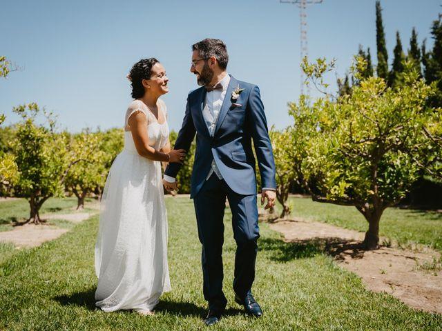 La boda de Arantza y Ferran en La Pobla De Farnals, Valencia 40