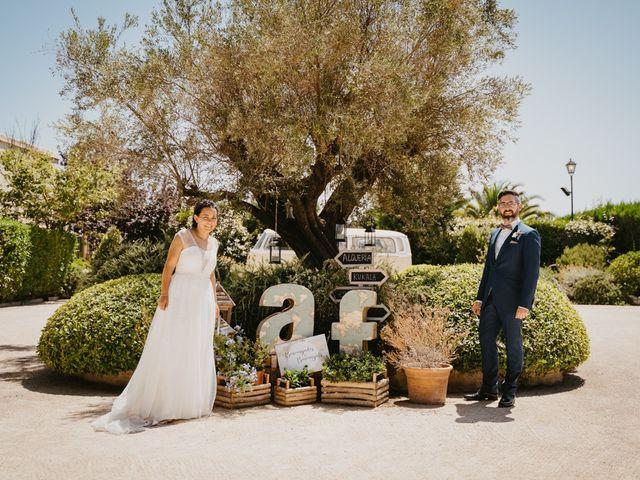 La boda de Arantza y Ferran en La Pobla De Farnals, Valencia 43
