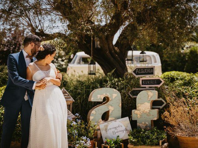 La boda de Arantza y Ferran en La Pobla De Farnals, Valencia 44