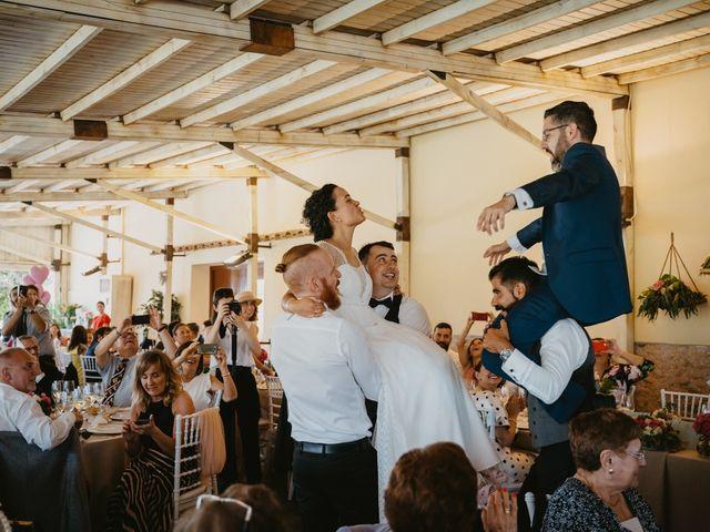 La boda de Arantza y Ferran en La Pobla De Farnals, Valencia 47