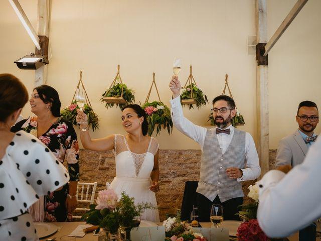 La boda de Arantza y Ferran en La Pobla De Farnals, Valencia 51