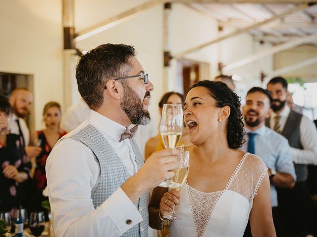 La boda de Arantza y Ferran en La Pobla De Farnals, Valencia 53