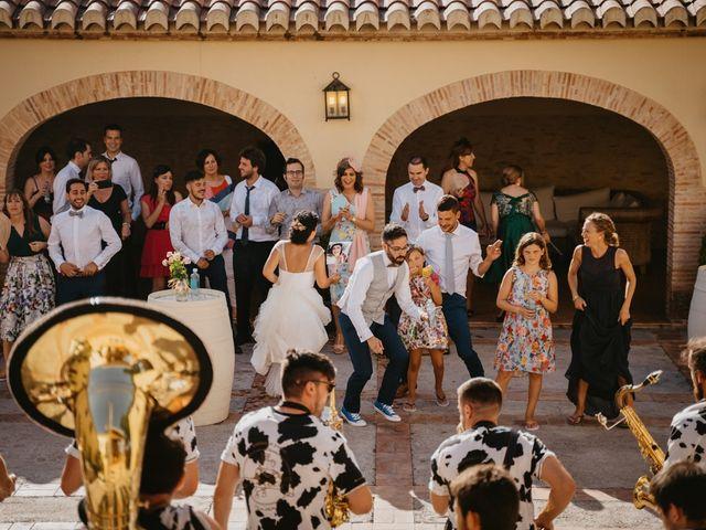 La boda de Arantza y Ferran en La Pobla De Farnals, Valencia 58