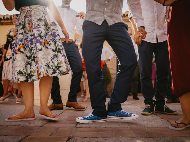 La boda de Arantza y Ferran en La Pobla De Farnals, Valencia 61