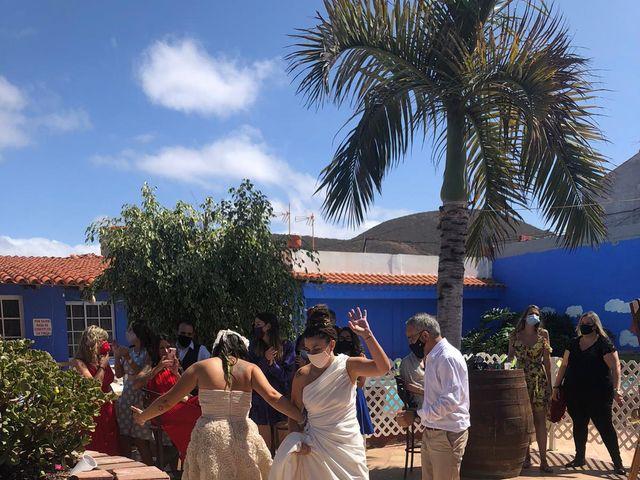 La boda de Zuleima y Jennifer en Arucas, Las Palmas 3