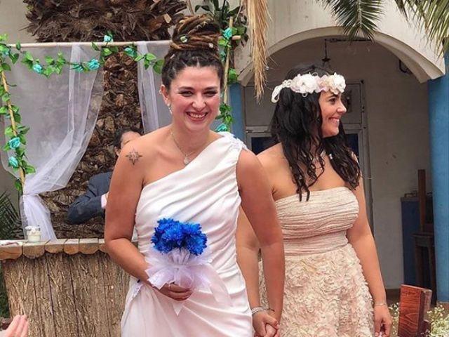 La boda de Zuleima y Jennifer en Arucas, Las Palmas 1