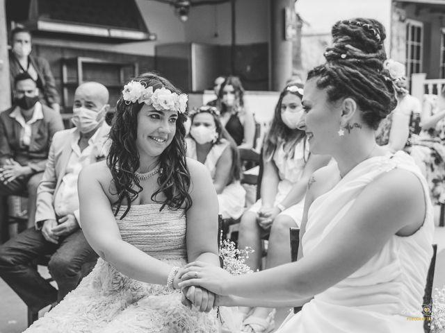 La boda de Jennifer y Zuleima