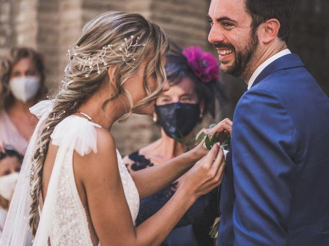 La boda de Jorge y Raquel en Zaragoza, Zaragoza 9