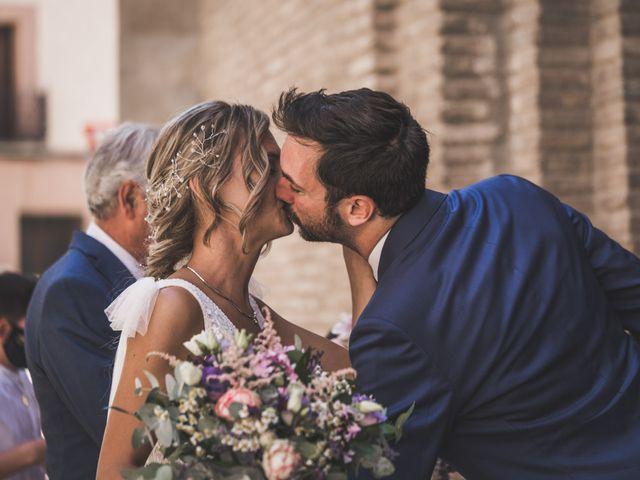 La boda de Jorge y Raquel en Zaragoza, Zaragoza 10