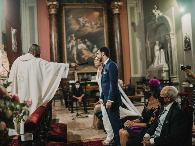 La boda de Jorge y Raquel en Zaragoza, Zaragoza 13