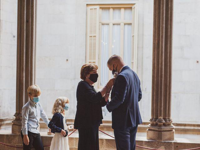 La boda de Emanuelly y Marc en Prats De Lluçanes, Barcelona 4