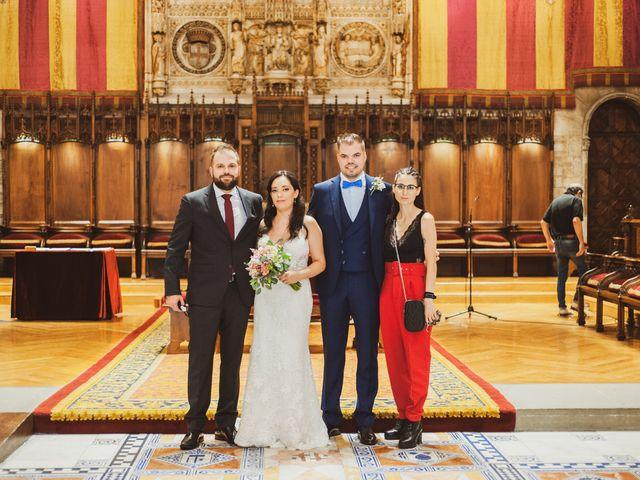 La boda de Emanuelly y Marc en Prats De Lluçanes, Barcelona 6