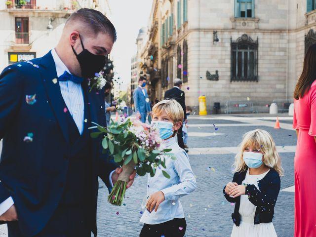 La boda de Emanuelly y Marc en Prats De Lluçanes, Barcelona 7