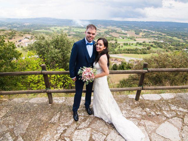 La boda de Emanuelly y Marc en Prats De Lluçanes, Barcelona 11