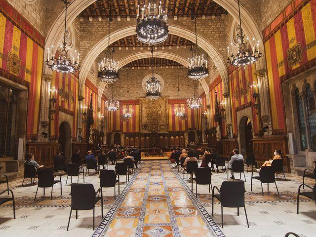 La boda de Emanuelly y Marc en Prats De Lluçanes, Barcelona 20