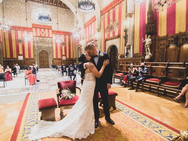 La boda de Emanuelly y Marc en Prats De Lluçanes, Barcelona 21