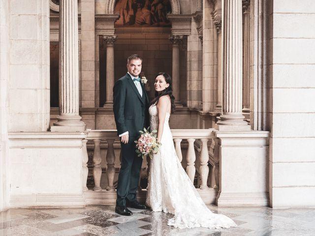 La boda de Emanuelly y Marc en Prats De Lluçanes, Barcelona 2