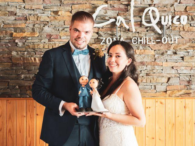 La boda de Emanuelly y Marc en Prats De Lluçanes, Barcelona 25