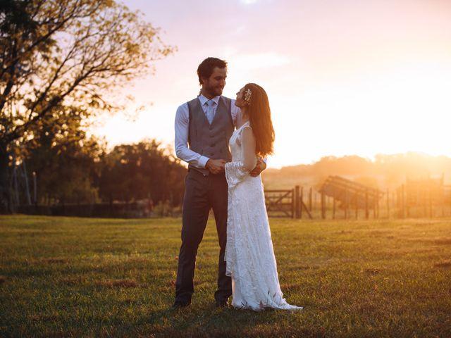 La boda de Flori y Lucas