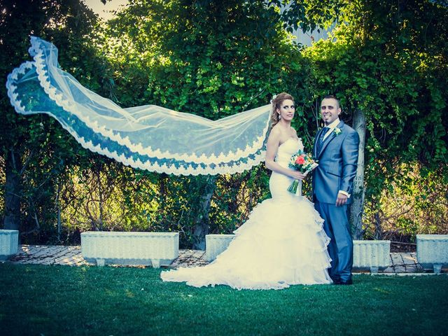 La boda de Emilio y Patricia en Illescas, Toledo 33