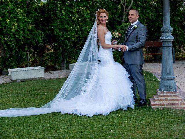 La boda de Emilio y Patricia en Illescas, Toledo 34