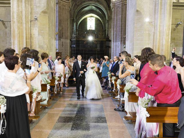 La boda de Hugo y Eva en Logroño, La Rioja 20
