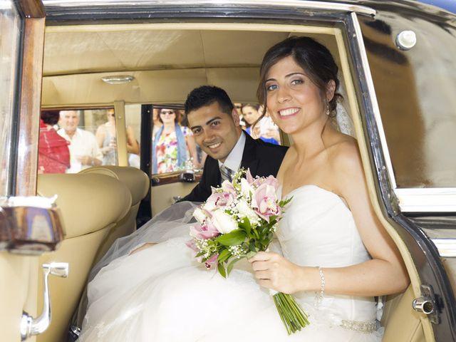 La boda de Hugo y Eva en Logroño, La Rioja 23