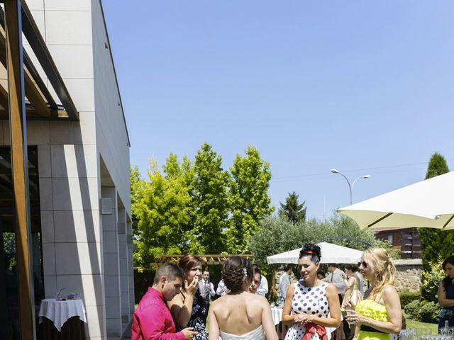 La boda de Hugo y Eva en Logroño, La Rioja 25