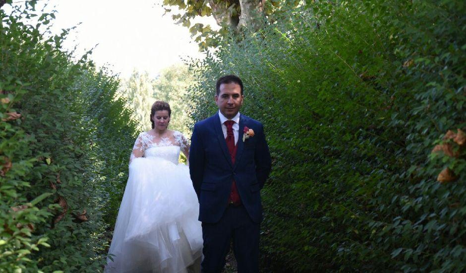 La boda de Roberto  y Aitziber  en Sondika, Vizcaya